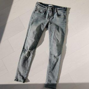 Banana Republic 26P petite jeans